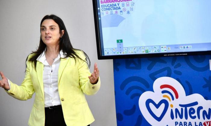 MinTIC hará entrega de 6.500 equipos tecnológicos en Barranquilla