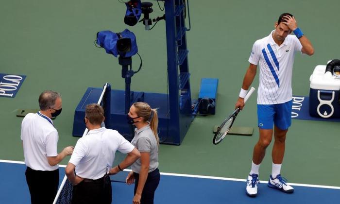 """""""Toda esta situación me ha dejado realmente triste y vacío"""": Djokovic"""