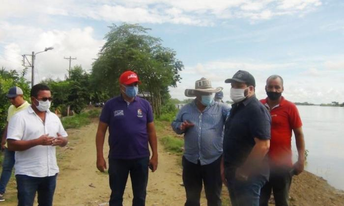 Autoridades le hacen frente a las crecientes del Cauca