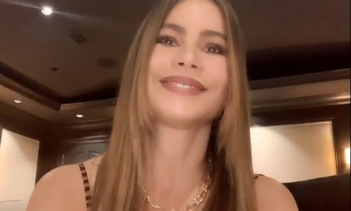 En video   Sofía Vergara, embajadora del Concurso BID Lab Ciudades