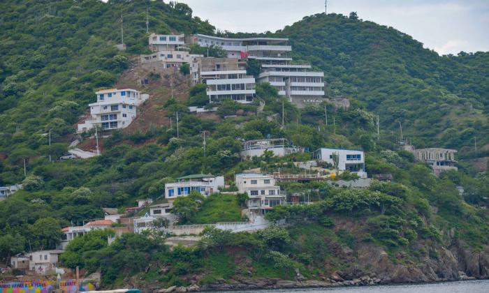 Los cerros en Santa Marta están habitados y se han convertido en una bomba de tiempo que se evidenció con el reciente alud.