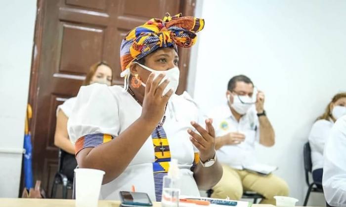 Juicio de responsabilidad fiscal por contrato de primera dama de Cartagena