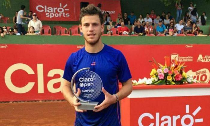 Otra estrella del tenis que dejó su estela en Barranquilla