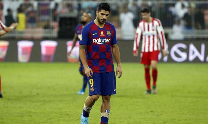 Suárez solo podría firmar por un equipo que no estuviera en una lista previamente pactada.
