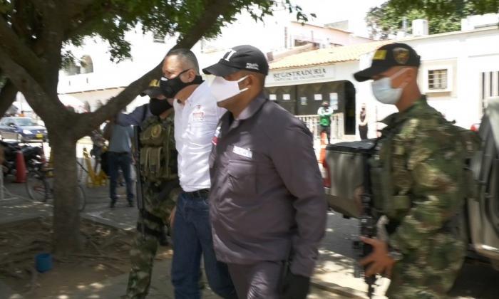 Juez envía a la cárcel al alcalde de Curumaní