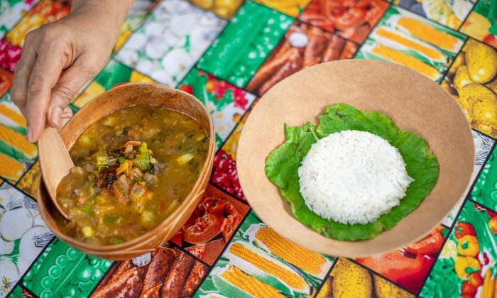 La gastronomía de Sazón Atlántico se une a la Calle del Sabor