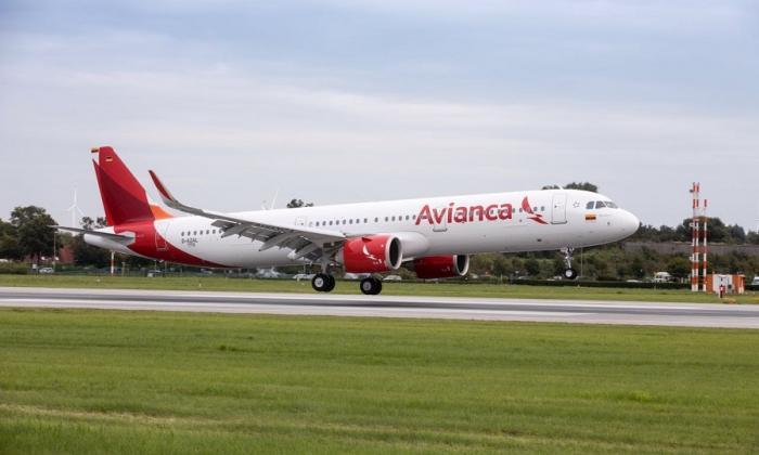 Avianca reanuda vuelos internacionales en Colombia