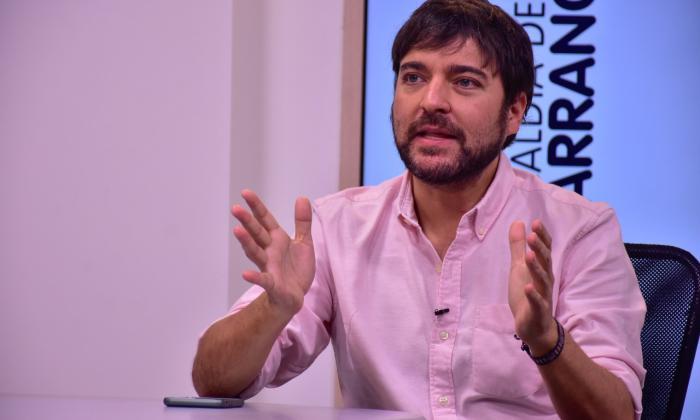 Jaime Pumarejo es el alcalde con mayor favorabilidad, según encuesta