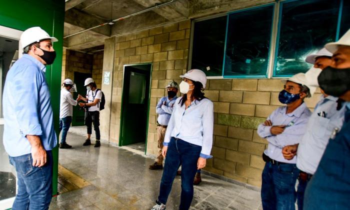 El FFIE entregará 5 colegios nuevos en Barranquilla