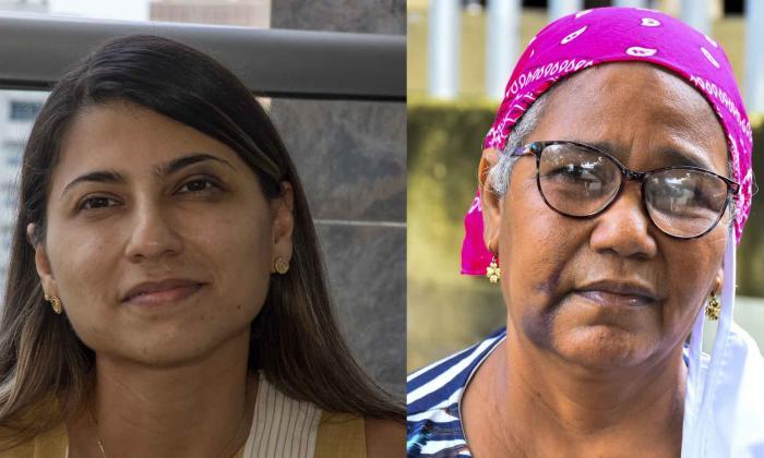 Un mes del caso La Ría: Dalila y Carmen están dispuestas a sanar