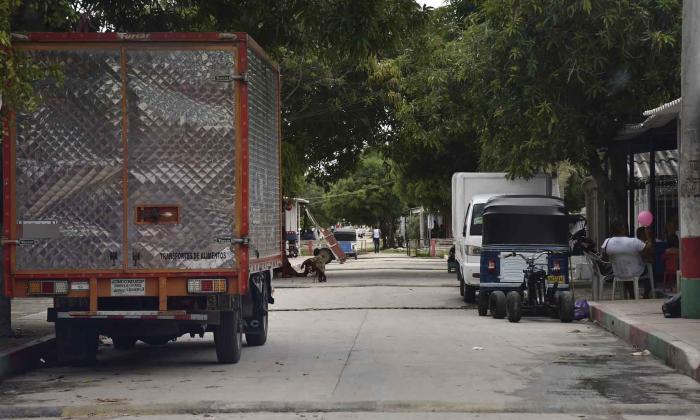 El homicidio ocurrió en el barrio El Ferrocarril.