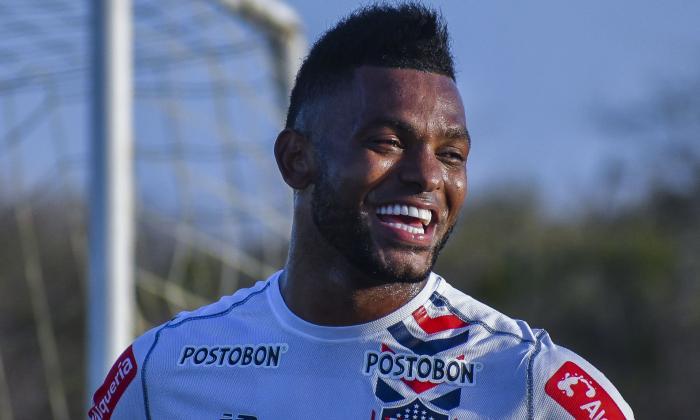 Junior y Palmeiras, cerca de llegar a un nuevo acuerdo por Borja