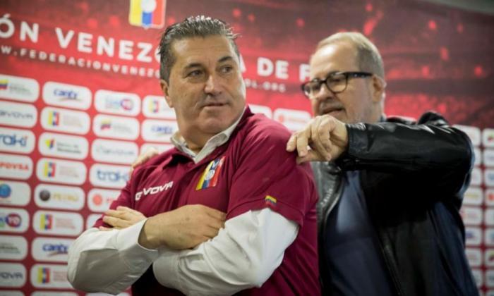 El portugués José Peseiro fue nombrado en el cargo este año y aún no tienen ningún partido jugado con la Vinotinto.