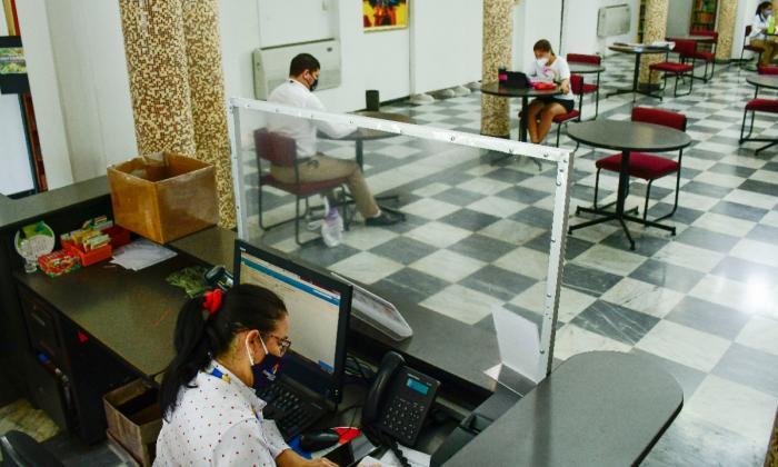 Así va la reapertura de bibliotecas en Barranquilla