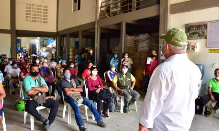 Víctimas del conflicto en la parte alta de Ciénaga tendrán vivienda propia