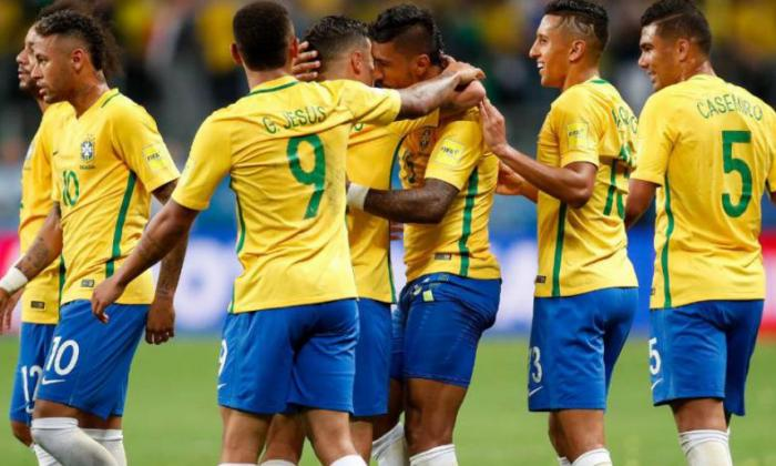 "Brasil se prepara para un partido ""difícil"" ante Perú"