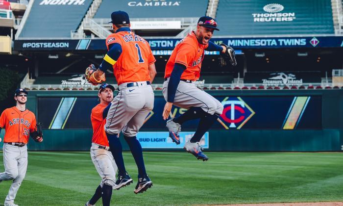 En video | ¡Increíble! Los Astros están a un juego de la hazaña