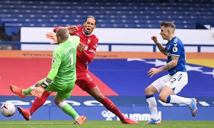 Virgil van Dijk será operado por lesión de ligamentos en la rodilla