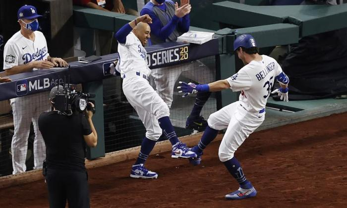 En video | Los Dodgers dan el primer paso triunfal en la Serie Mundial