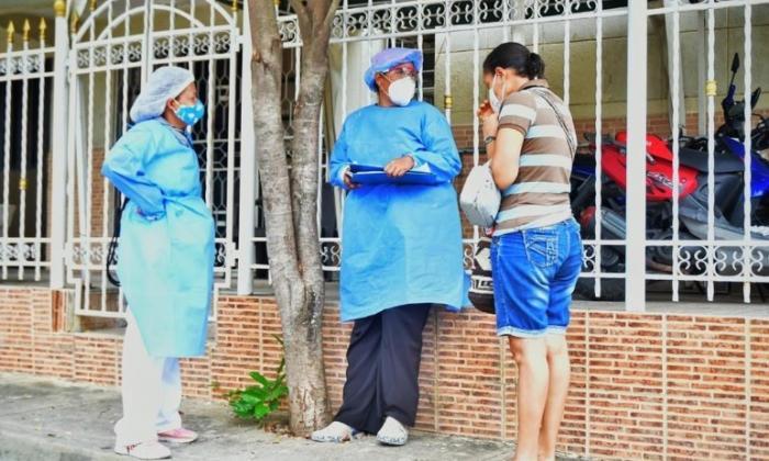 """""""No bajen la guardia por Covid-19 en Cartagena"""": autoridades"""