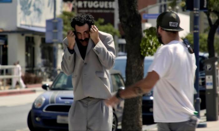 En video | Borat 2: Un golpe de humor ácido sobre el EEUU de Trump y el 2020