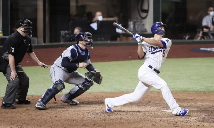 Dodgers y Rays, por un juego que podría dictar el futuro de la Serie Mundial