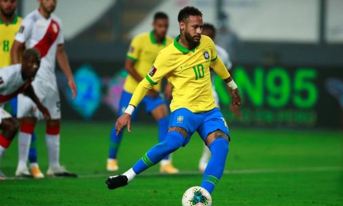 Brasil tendrá a Neymar, Vinicius y Gabriel Jesus ante Venezuela y Uruguay