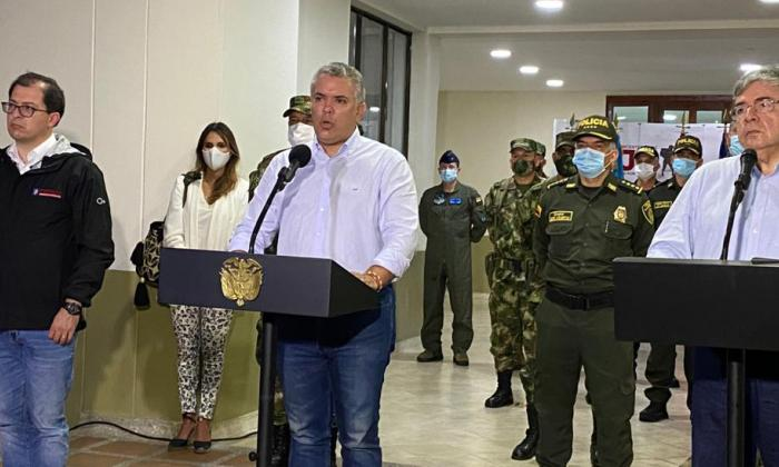 En video | Abatido 'Uriel', jefe del ELN en el Chocó