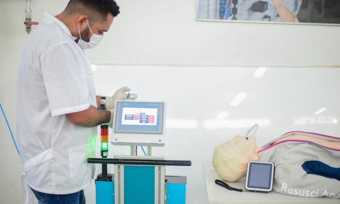 El sector educativo se comprometió con la salud pública