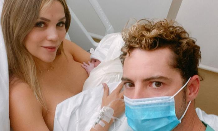 David Bisbal anuncia el nacimiento de su hija Bianca