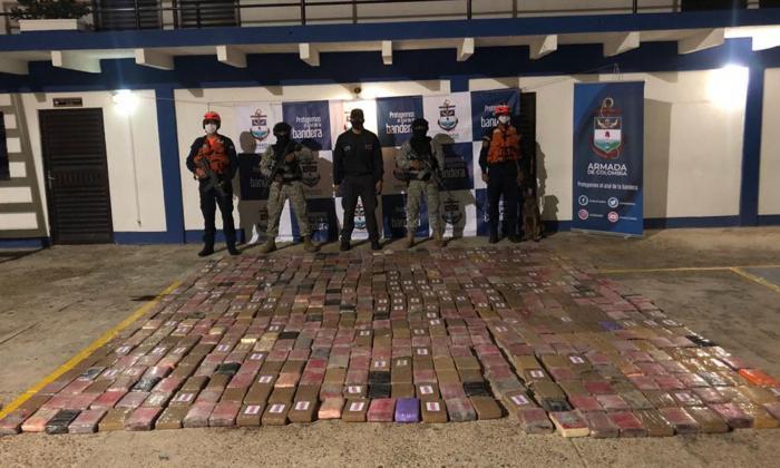 Incautan más de 600 kilogramos de cocaína en unidad residencial en Cartagena