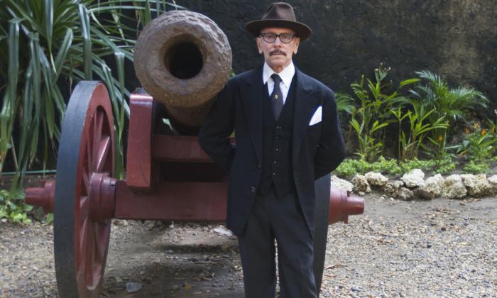 Alfonso Suárez, el frágil devorador