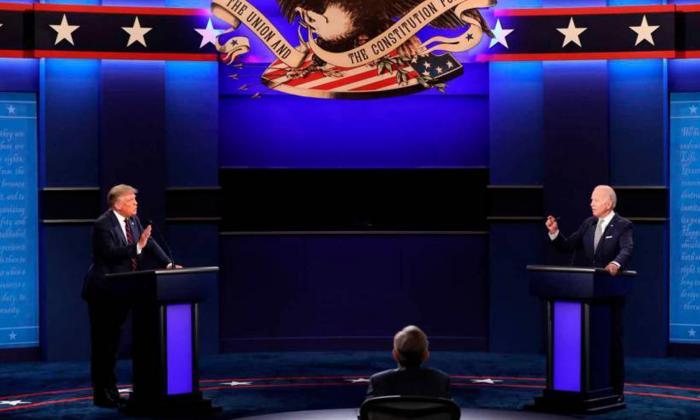 """Biden llama a """"sacar"""" a Trump para acabar su agenda antinmigrante"""