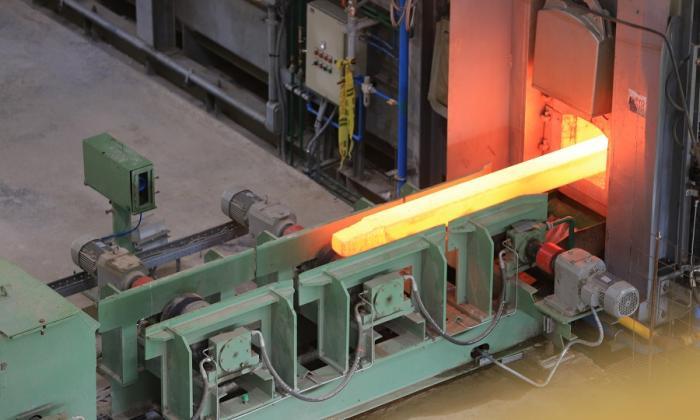 Planta de Ternium en el Atlántico comenzó pruebas de producción