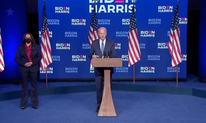Biden sigue en cabeza en 4 estados claves mientras conteo se ralentiza