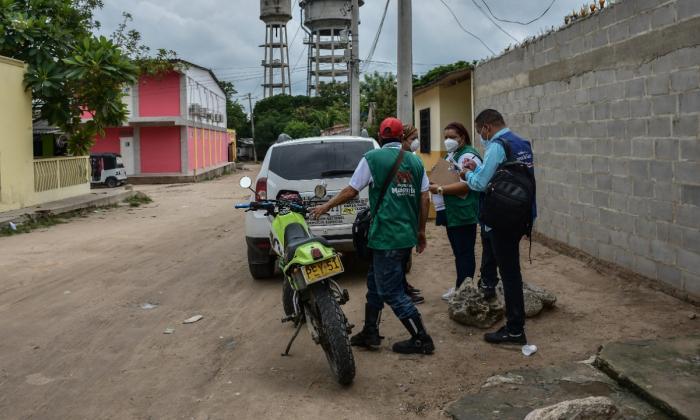 Los niños intoxicados en Malambo, fuera de peligro