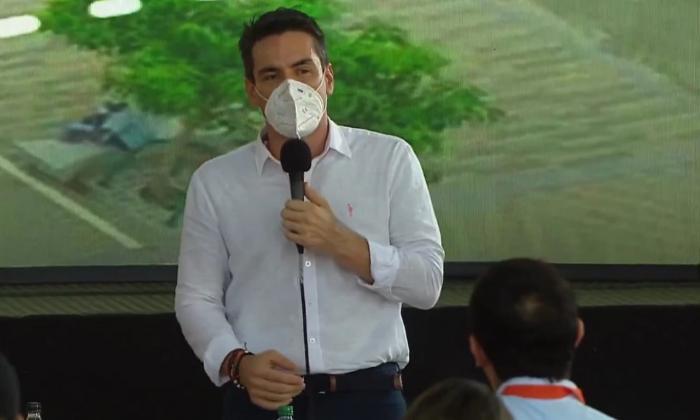 Alcalde de Montería dio positivo para coronavirus