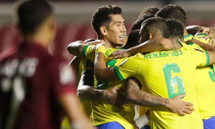Brasil, único líder; Argentina cede, Chile gana; resumen de la tercera fecha