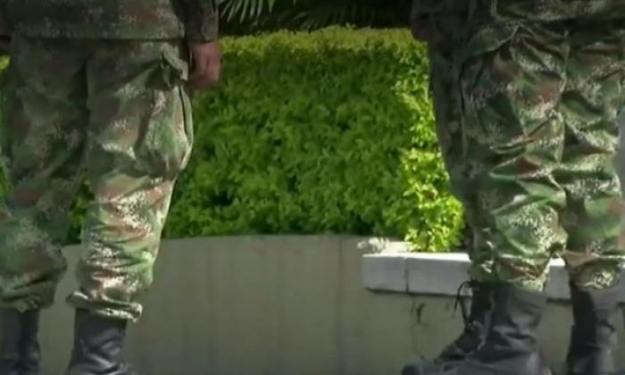 Dos menores mueren en un retén militar en el Huila