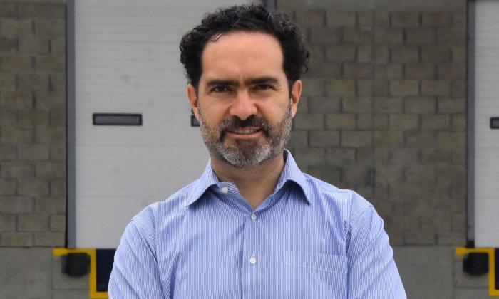 Jaime Ordóñez, gerente general de OPP Film.