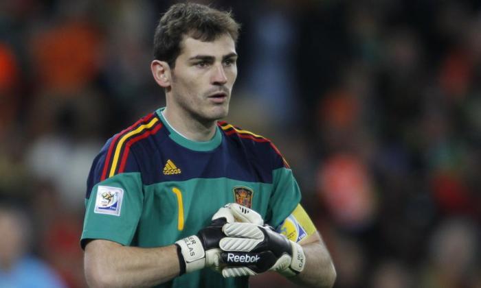Casillas considera que tuvo suerte y sólo le resta agradecer.