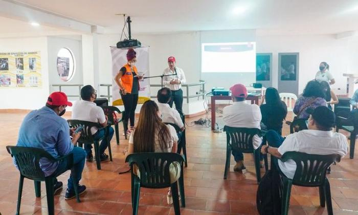 Buscan salvaguardar el patrimonio en seis municipios de Sucre