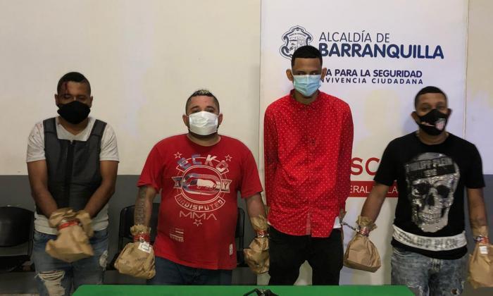 Dos niños heridos y cuatro adultos capturados tras tiroteo en Siete de Abril