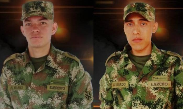 Dos soldados muertos en emboscada en Tibú, Norte de Santander