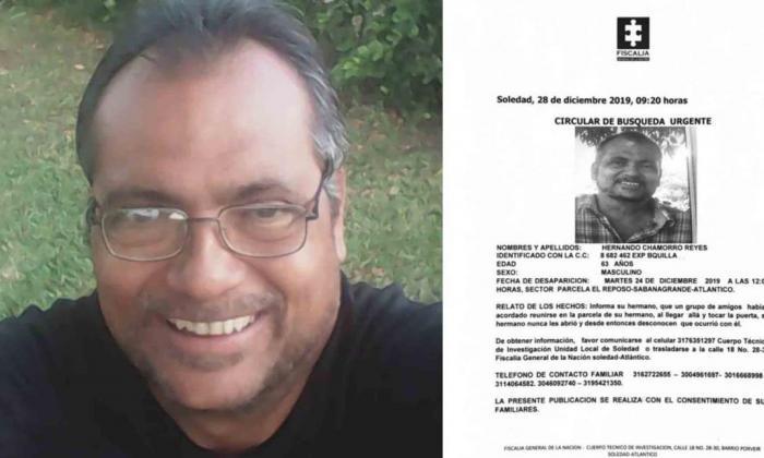 Hallan los restos de un hombre en Sabanagrande
