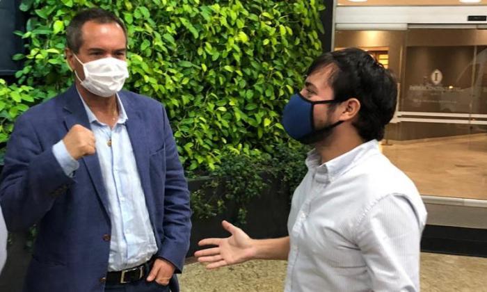 """""""Barranquilla tiene un camino ganado en la lucha por Panamericanos"""": Pumarejo"""