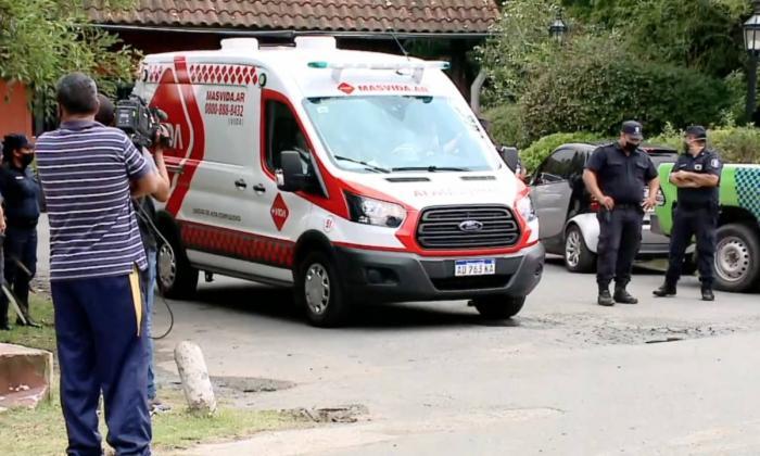 Agente de Maradona dice que la ambulancia tardó más de media hora en llegar