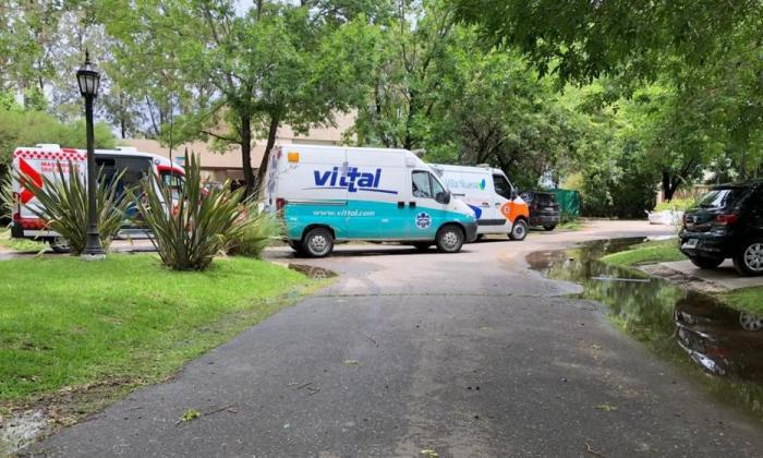 Fiscalía dice que la ambulancia llegó en doce minutos a la casa de Maradona