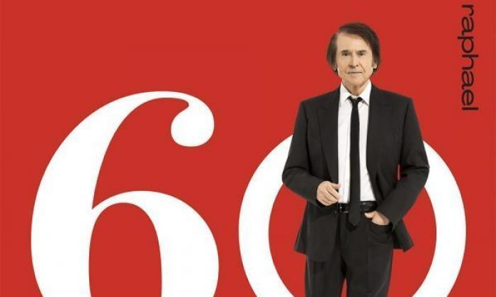 En video    Raphael presenta 6.0, disco con el celebra 60 años en la música