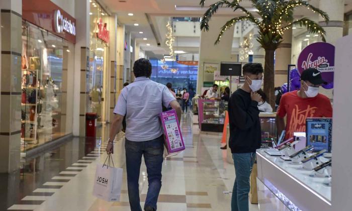 El comercio de Barranquilla celebra 'Black Friday' positivo